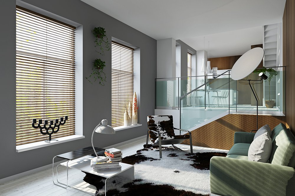 AI 1 woonkamer - Artist impressions interieur