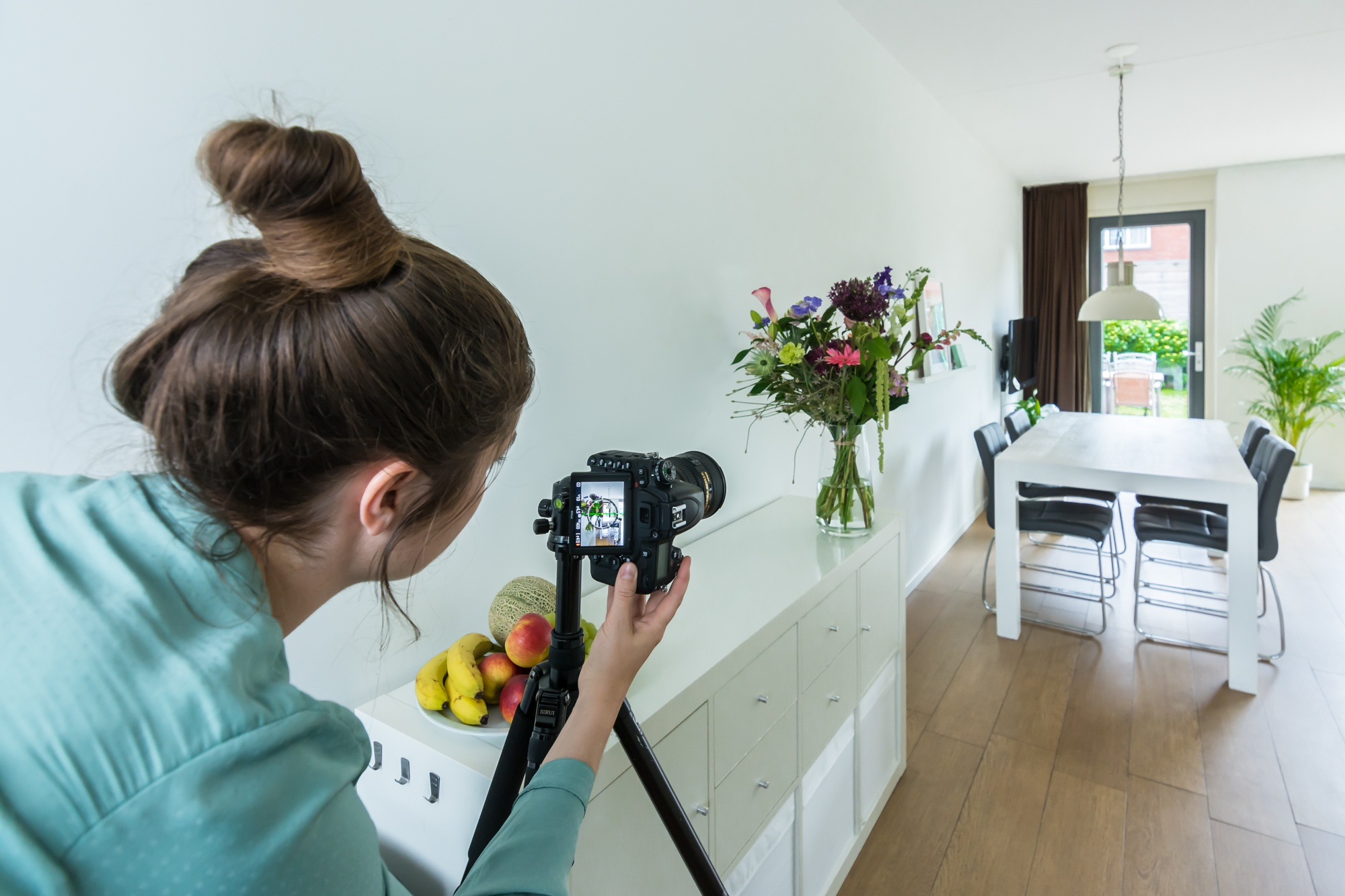 Behind the scenes woningfotografie Bellemeerstraat 54 Den Haag - Blog